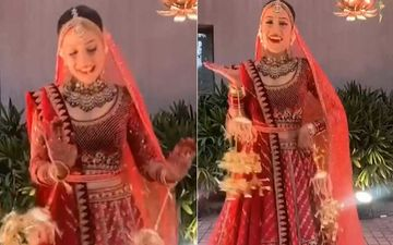 Indian Cricketer Yuzvendra Chahal's Wife Dhanashree Verma Shares A Piece Of Advice For All Brides; Asks Them To Do 'Dance It Out Before Becoming Mrs'-Video