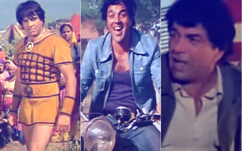 Dharmendra Birthday Special: 15 Best Roles Played By The 'He-Man' Of Bollywood