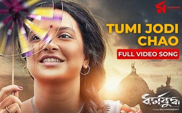 Dharmajuddha First Song 'Tumi Jodi Chao' Sung By Shreya Ghosal Released