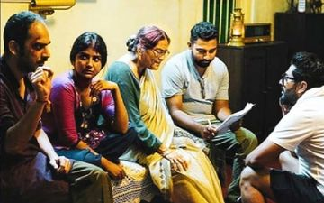 Dharmajuddha: Ritwick Chakraborty's BTS Picture Goes Viral