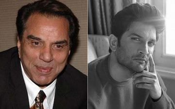 Sushant Singh Rajput Death: Dharmendra's Condolence Post Shows Real Face Of Film Industry: 'This Beautiful Beloved Show Business Is Very Cruel'