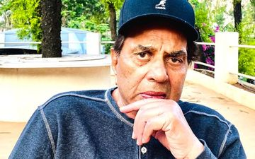 Dharmendra Shares A Video Of Himself Ploughing A Farm Along With A Motivational Note To Boost Morale In Fight Against COVID-19