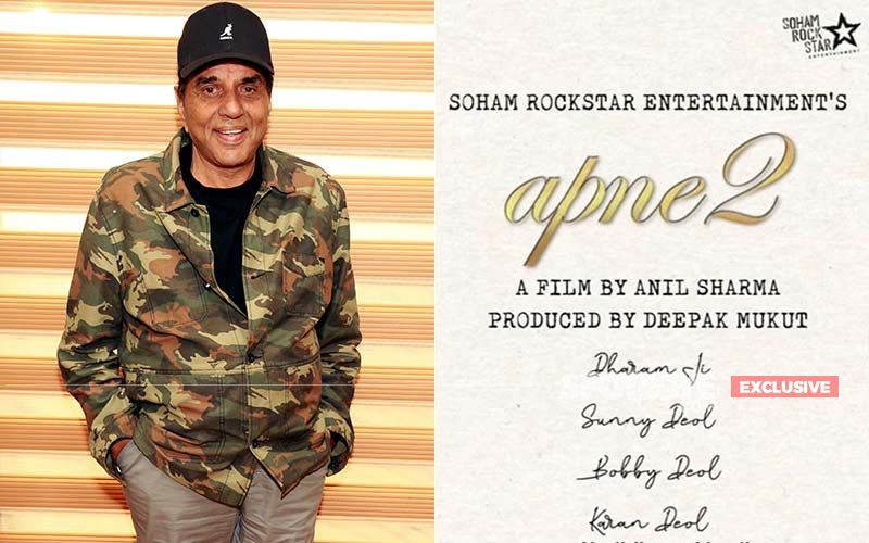 Dharmendra On The Future Of Apne 2, 'The Advantage Of working With Family Is Jab Chahe Shoot Shuru Karo' - EXCLUSIVE