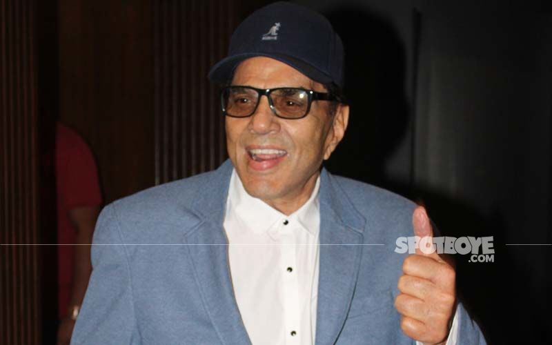 Dharmendra Reveals The Secret Behind His Fit Physique; Says He Lifted Water Buckets, Played Kabaddi And Cycled For 25 Km