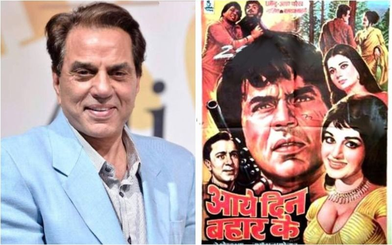 Dharmendra Reveals He Would Eat Onions To Mask The Smell Of Alcohol When Shooting With Asha Parekh For Aaye Din Bahaar Ke
