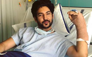 Beyhadh 2's Shivin Narang Returns Home After Undergoing A Surgery; Reveals, 'Met With An Accident At Home'
