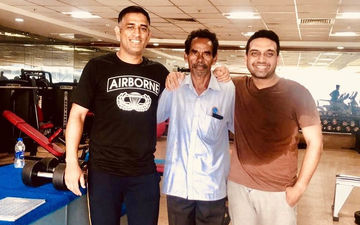MS Dhoni Is Busy Playing Billiards And Not Cricket Amidst Retirement Rumours