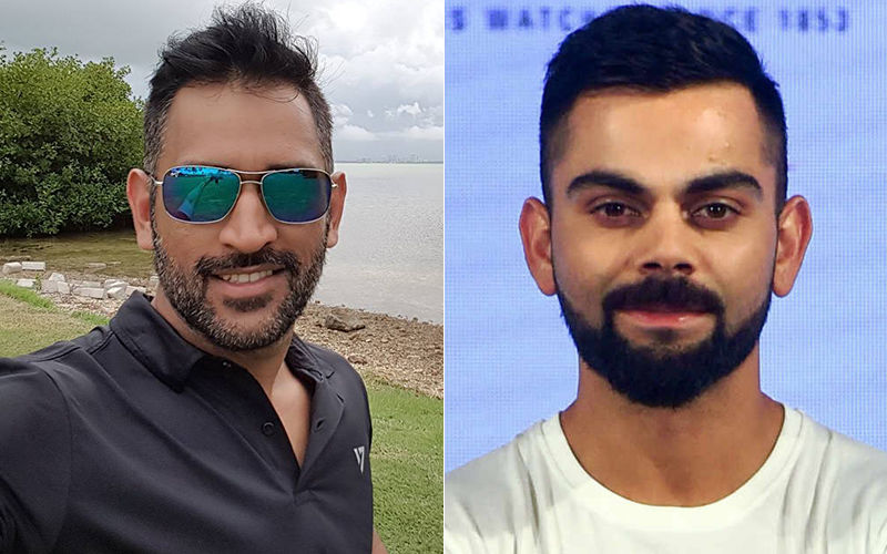 Amidst MS Dhoni's Retirement Announcement Speculations, Captain Virat Kohli Posts A Heartening Picture Of The Two