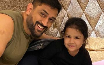 Ahead Of IPL 2020 MS Dhoni's Daughter Ziva Misses Daddy Dearest As He Flies To Chennai For Practice; Shares And Adorable Throwback Picture