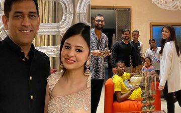 Sakshi Dhoni Shares UNSEEN Snap From MS Dhoni's Birthday Celebration At Ranchi With Hardik And Krunal Pandya As She Misses The 'Happy Squad'