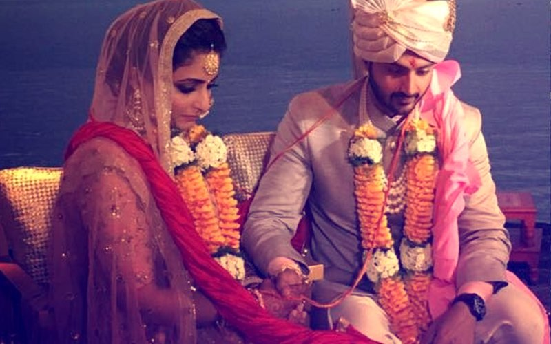 Wedding Bells For TV Actor Dhruv Bhandari & Shruti Merchant In Mauritius
