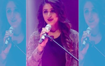 NEW STAR ON THE BLOCK: Singer Dhvani Bhanushali Makes A Rocking Entry