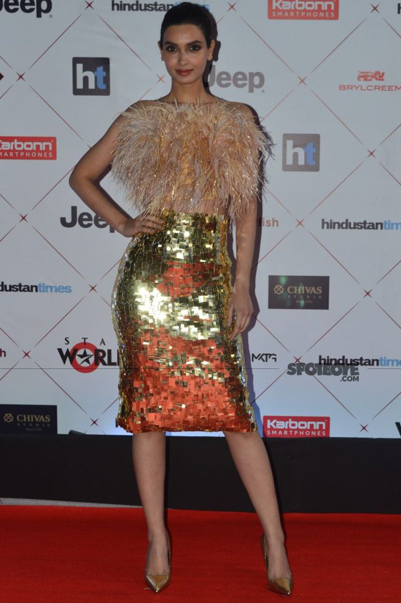 diana penty at ht most stylish awards