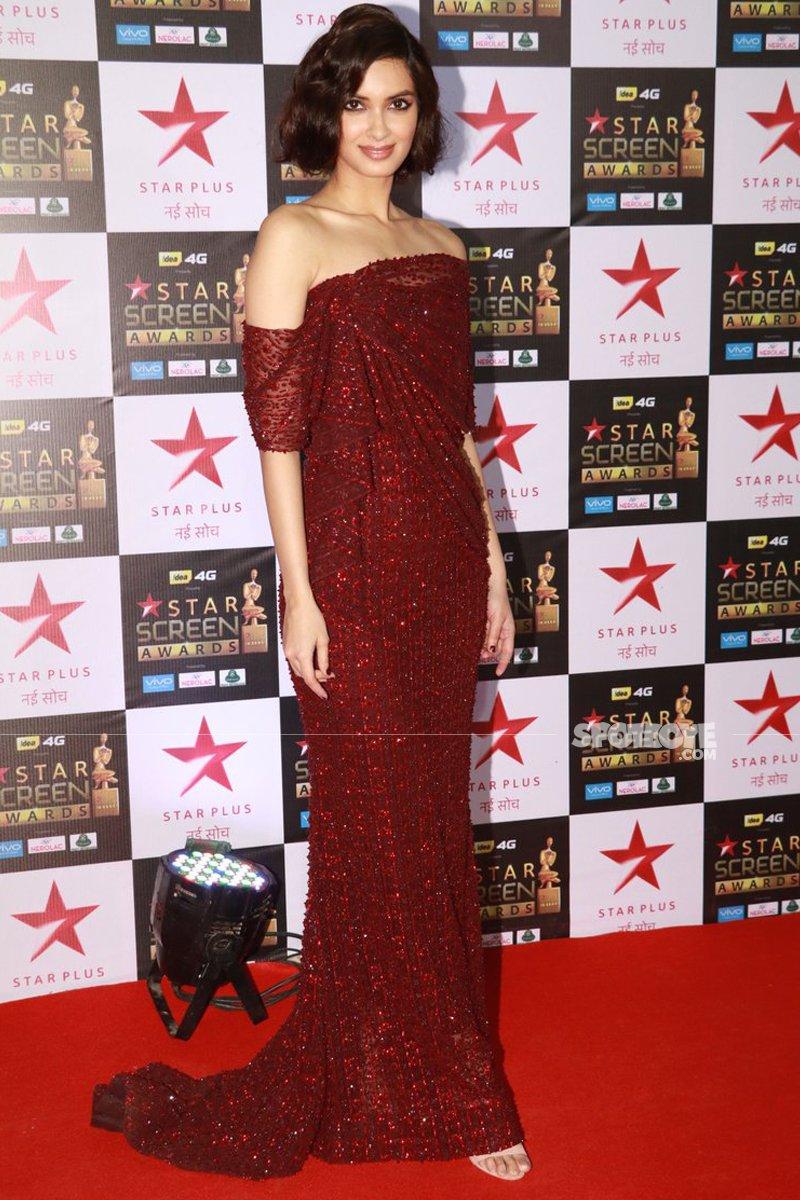 diana penty at star screen awards