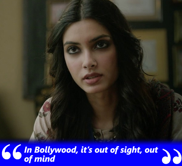 diana penty in lucknow central