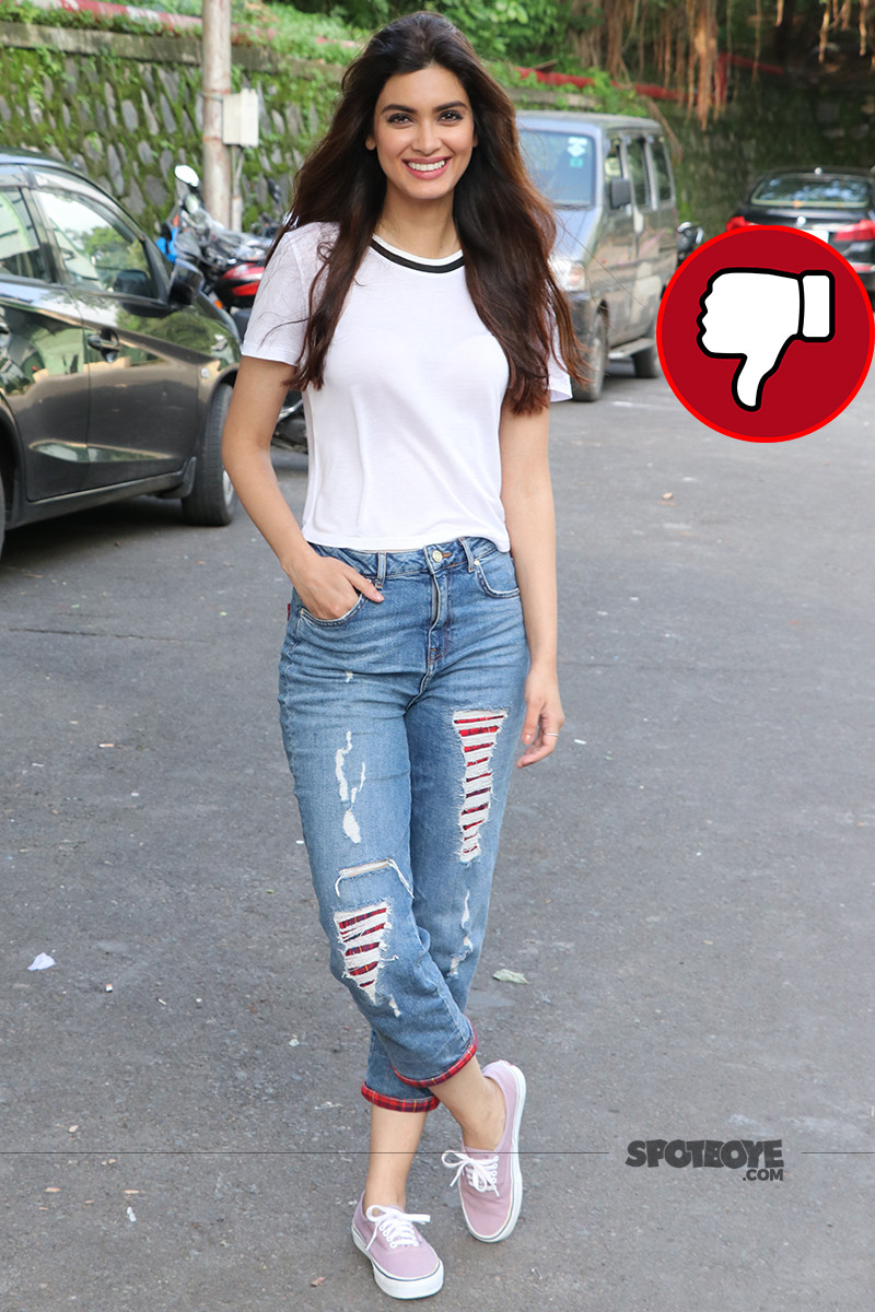 diana penty snapped post ad shoot