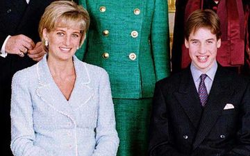 Princess Diana Had Revealed Decades Ago That Prince William Was Upset After Her Topless Photos Were Published In 1996