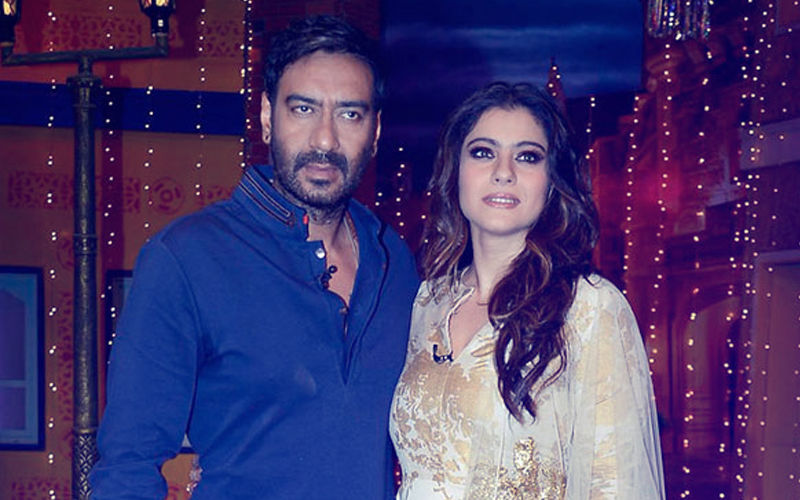 Did Ajay Devgn Just Share Kajol's Mobile Number On Twitter?
