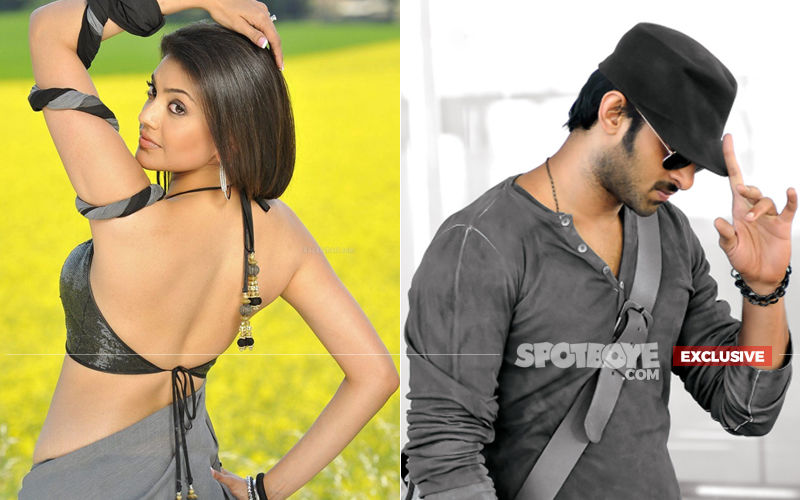 Did Kajal Aggarwal And Prabhas Get Attracted To Each Other And Start Dating?- EXCLUSIVE