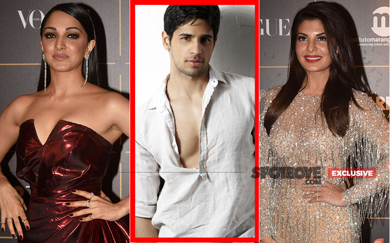 Did Kiara Advani And Jacqueline Fernandez Snub Each Other? Sidharth Malhotra's Flames' Strange Behaviour At Vogue Awards Nite