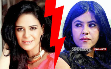 Did Mona Singh Ditch Ekta Kapoor's MOM- Mission Over Mars Launch And Party With Gaurav Gera At The Same Time? - EXCLUSIVE