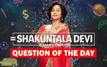 Did Vidya Balan's Short Hairdo Look From Shakuntala Devi Impress You Enough?
