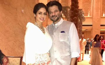 Did You Know? Anil Kapoor Used To Touch Sridevi's Feet As A Mark Of Respect