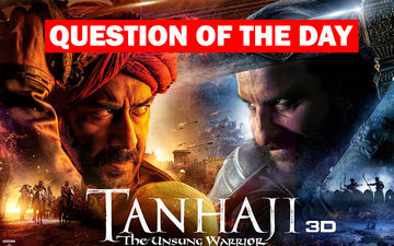 Did You Like The Trailer Of Ajay Devgn-Saif Ali Khan Starrer Tanhaji The Unsung Warrior?