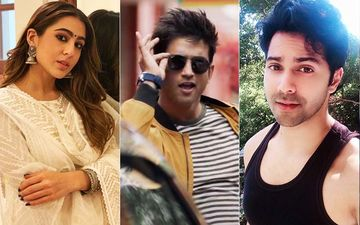 Dil Bechara: Sara Ali Khan Says 'One Last Glimpse Of Our Shooting Star Sushant Singh Rajput'; Varun Dhawan, Bhumi Invite Fans To Watch The Film Together