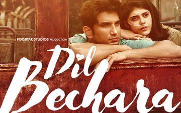 Sushant Singh Rajput's Last Co-Star Sanjana Sanghi Reacts To #DilBecharaOnBigScreen Debate; Asks Them To Love The Film On Any Screen