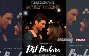 Sushant Singh Rajput's Last Film Dil Bechara Releases On July 24, Leading Trade Analyst Sums Up The MOOD Hours Before Its Big Digital Premiere - EXCLUSIVE