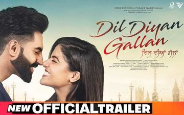 Dil Diyan Gallan Trailer: Cute Chemistry Between Parmish & Wamiqa Gabbi Will Rule The Big Screen