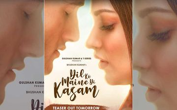 Dil Ko Maine Di Kasam Motion Poster: Himanshi Khurana-Asim Riaz Tease Fans As Their Excitement Is Sky High