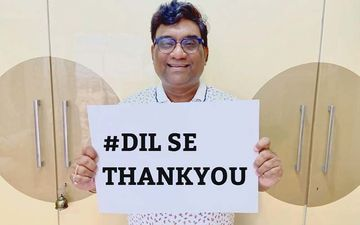 Chala Hawa Yeu Dya Team Joins The Dil Se Thank You Movement