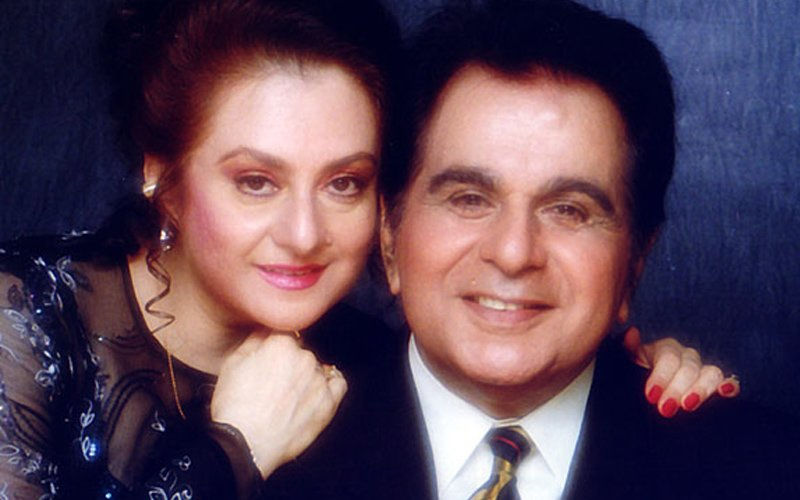 Dilip Kumar-Saira Banu Love Story: An Album Of Everlasting Memories