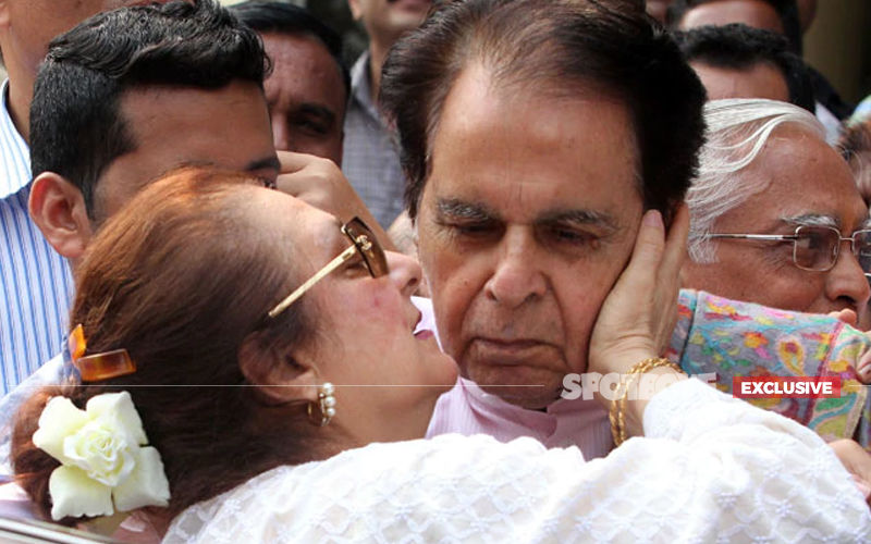 Dilip Kumar Contracts Lung Infection Again, Still On Nasal Feed Only