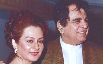 Dilip Kumar's 97th Birthday: Adorable And Soul Soothing Pictures Of Dilip Kumar With His Rock, Saira Banu