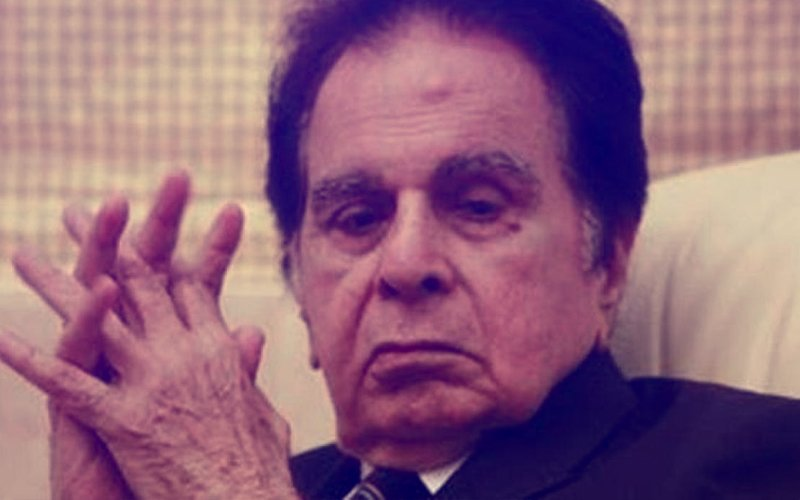 Dilip Kumar Suffers Renal Failure, Shifted To ICU