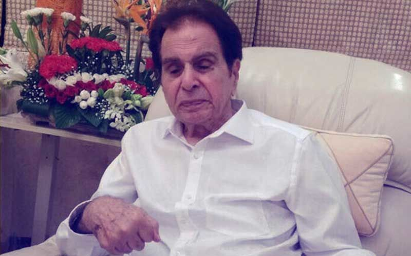 Dilip Kumar Rushed To Hospital Again, Suffering From Recurrent Pneumonia