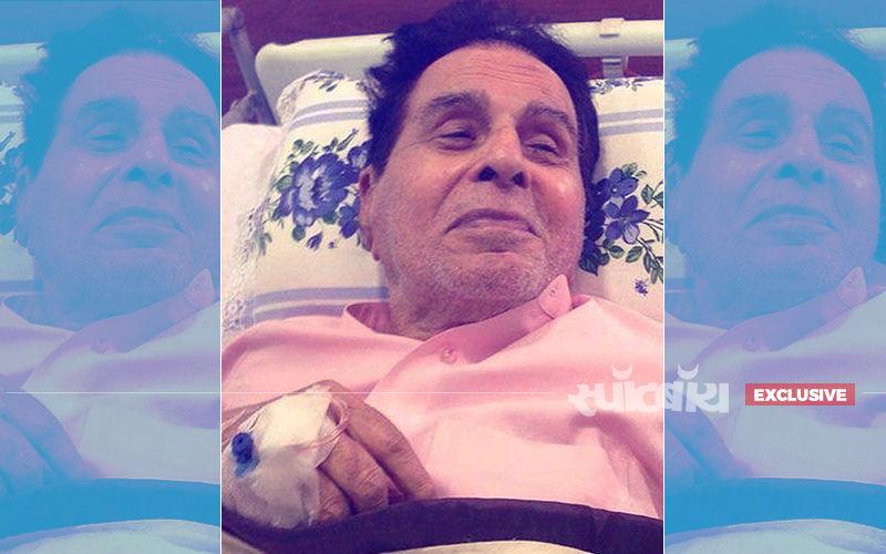 Dilip Kumar Health Update: दिलीप कुमार की हालत स्थिर, नली से दिया जा रहा है खाना