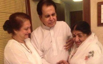 Dilip Kumar's 'Choti Behen' Lata Mangeshkar Returns From Hospital, Veteran Actor Is Ecstatic