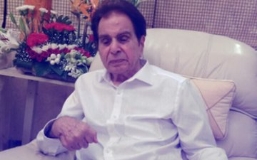 Dilip Kumar Diagnosed With Pneumonia, Advised Bed Rest