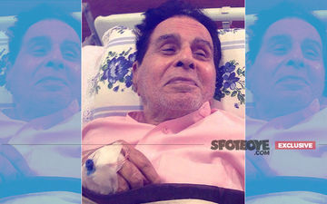 Dilip Kumar Health Update: On Nasal Feed, Not To Be Discharged From Hospital For 3 More Days