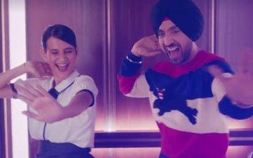 After Deepika Padukone, Diljit Dosanjh Gives A Punjabi Tadka To Coca-Cola's Elevator Campaign