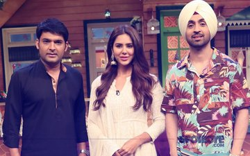 Diljit Dosanjh & Sonam Bajwa's Laugh Riot On The Kapil Sharma Show