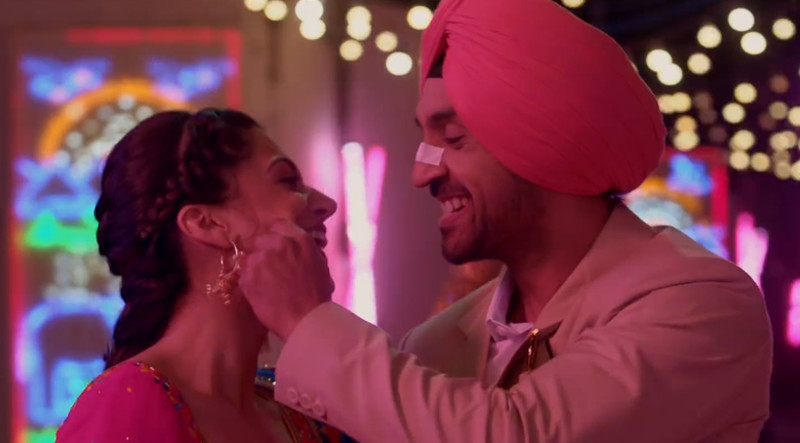 diljit dosanjh and taapsee pannu in soorma