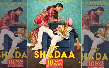 Diljit Dosanjh Counting Days For 'Shadaa' Release, Shares New Poster