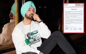 Diljit Dosanjh Asked To Cancel His US Concert Backed By Pakistani Promoter; FWICE Writes Letter To The Ministry of External Affairs