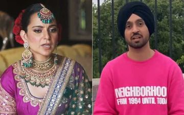 Diljit Dosanjh Hits Back At Kangana Ranaut's 'Disappeared After Provoking Farmers' Tweet; 'Which Authority Are You? Have Some Shame Before You Call Farmers Anti-National'
