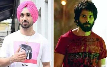 "Diljit Dosanjh Defends Shahid Kapoor's Character In Kabir Singh; Says, ""Audience Is Educated Enough To Understand What's Right And Wrong"""